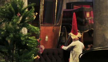 Jul i De Kongelige Stalde foto: Thorkild Jensen