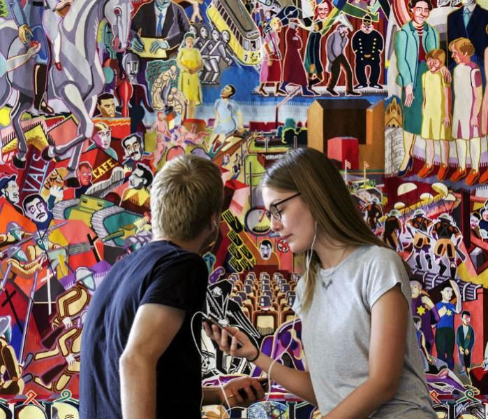 The Tapestries photo: Thorkild Jensen