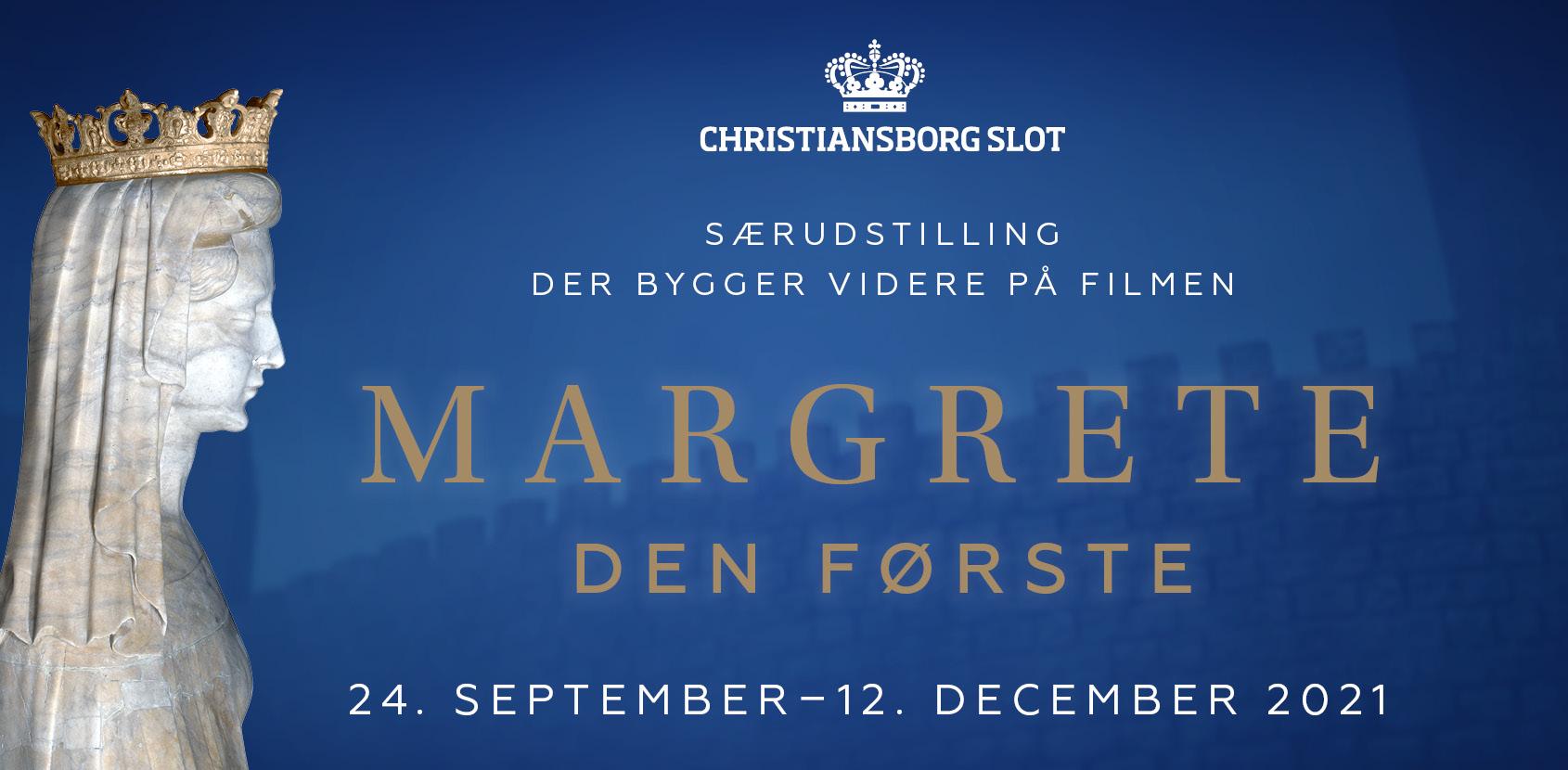 Margrete den første udstilling