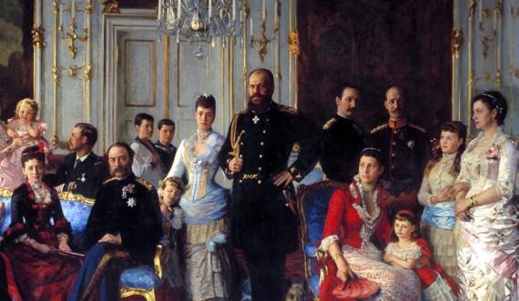 Christian 9's familie sikrede ham tronen