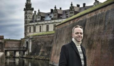 Ny slotschef på Kronborg foto Thorkild Jensen