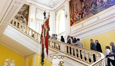 Omvisning på Christiansborg Slot. Foto: Thorkild Jensen