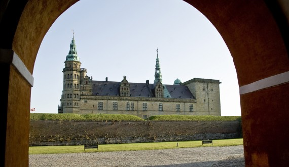 Kronborg Castle. Photo: Thomas Rahbek