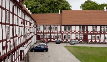 Aalborghus Slot. Foto: Styrelsen for Slotte og Kulturejendomme
