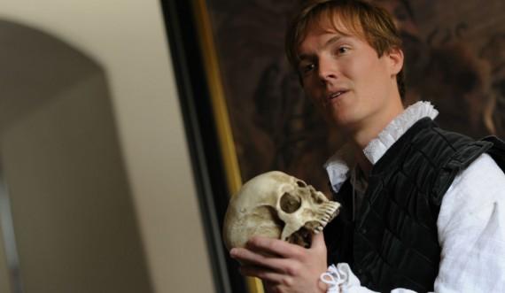 Hamlet Live foto Tobias Fonsmark Kronborg Slot