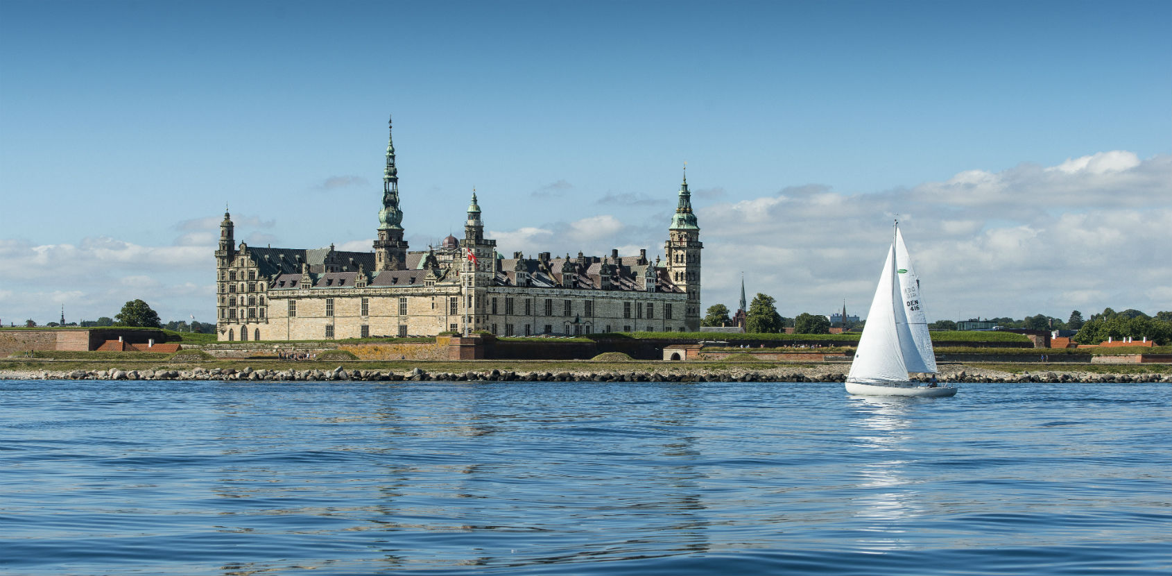 Kronborg Castle photo: Thomas Rahbek SLKS