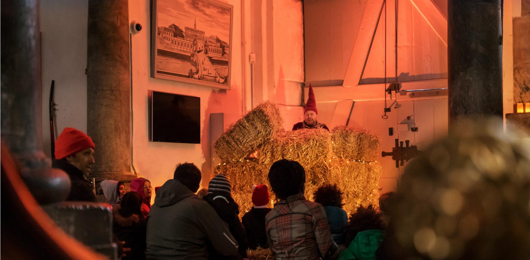 Jul i De Kongelige Stalde foto: Jesper Clausen