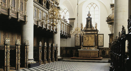 Slotskirken Kronborg Slot