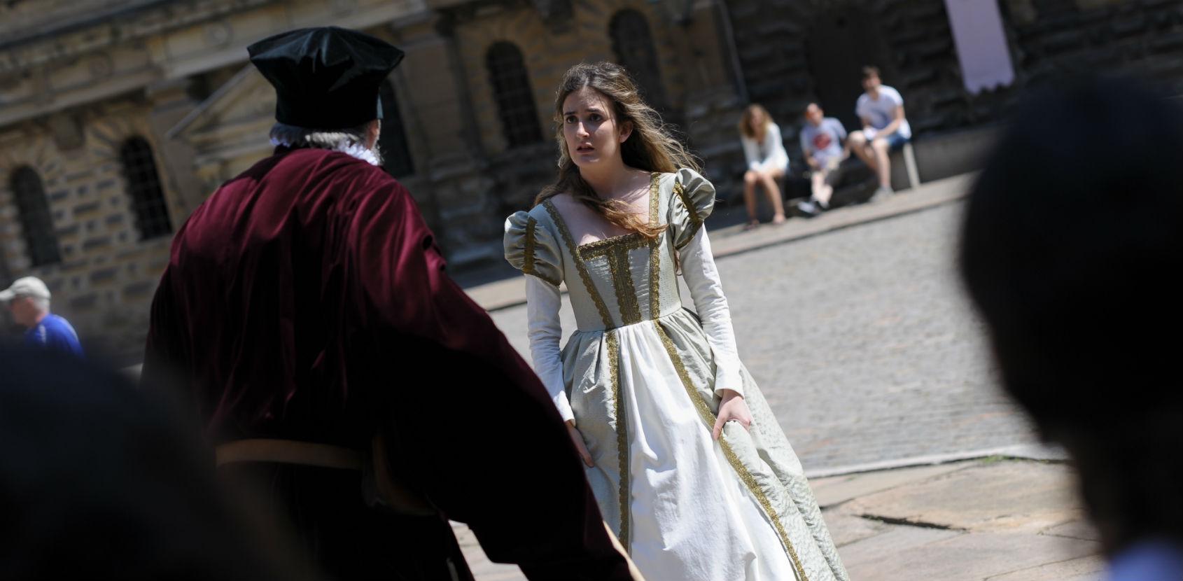 Hamlet Live photo: Tobias Fonsmark Kronborg Castle