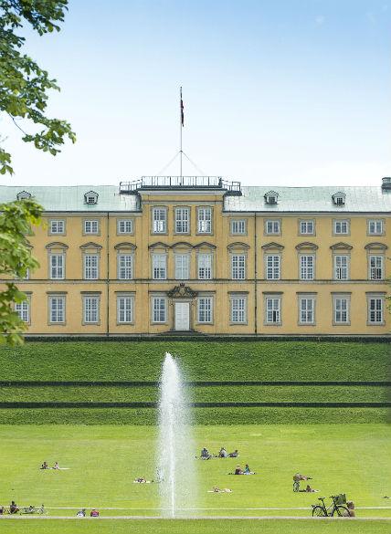 Frederiksberg Have og Slot Thomas Rahbek SLKE