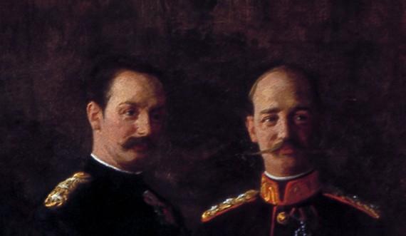 Den anden prins_Lars Tuxen-Fredensborgmaleriet_Foto Thorkild Jensen_1690