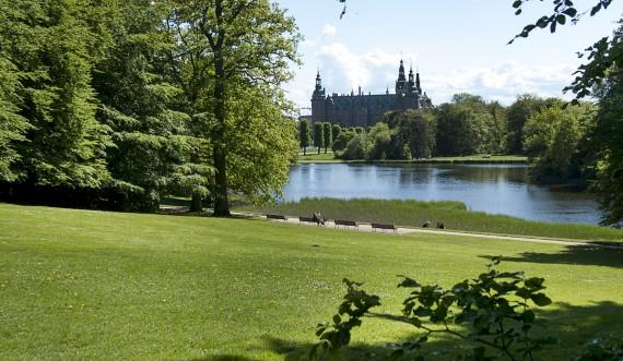 Frederiksborg Castle Gardens. Photo: Thomas Rahbek