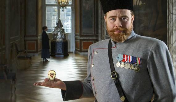 Det Forsvundne Fabergeæg Foto: Thorkild Jensen