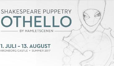 Shakespeare Puppetry Othello by HamletScenen