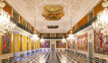 The Great Hall-Christiansborg Palace_Mikkel Grønlund