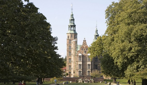 Rosenborg Slot. Foto: Torben Eskerod
