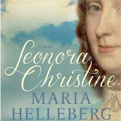 Bogcover Leonorca Cristine af Maria Helleberg