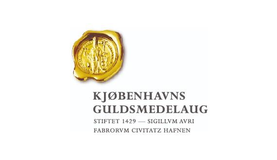 Kjøbenhavns Guldsmedelaug logo
