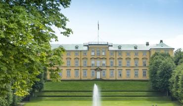 Frederiksberg Slot. Foto: Thomas Rahbek