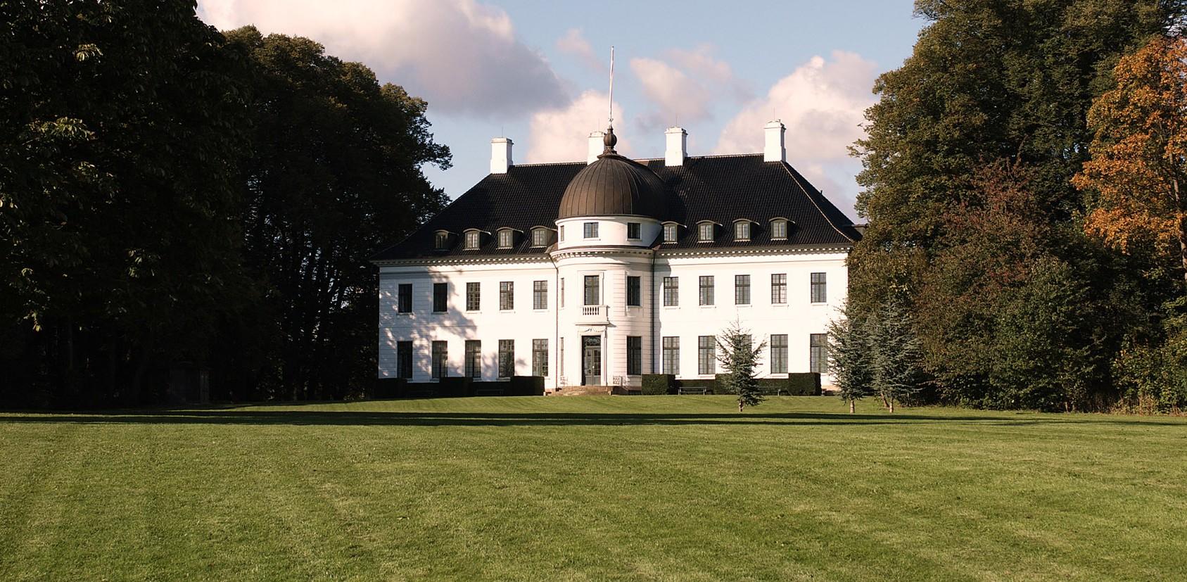 Bernstorff Slot. Foto: Finn Christoffersen