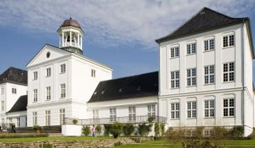 Gråsten Slot. Foto: Torben Eskerod