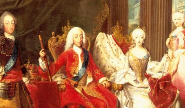Christian 6 - den byggeivrige konge. Foto: Kongernes Samling Rosenborg