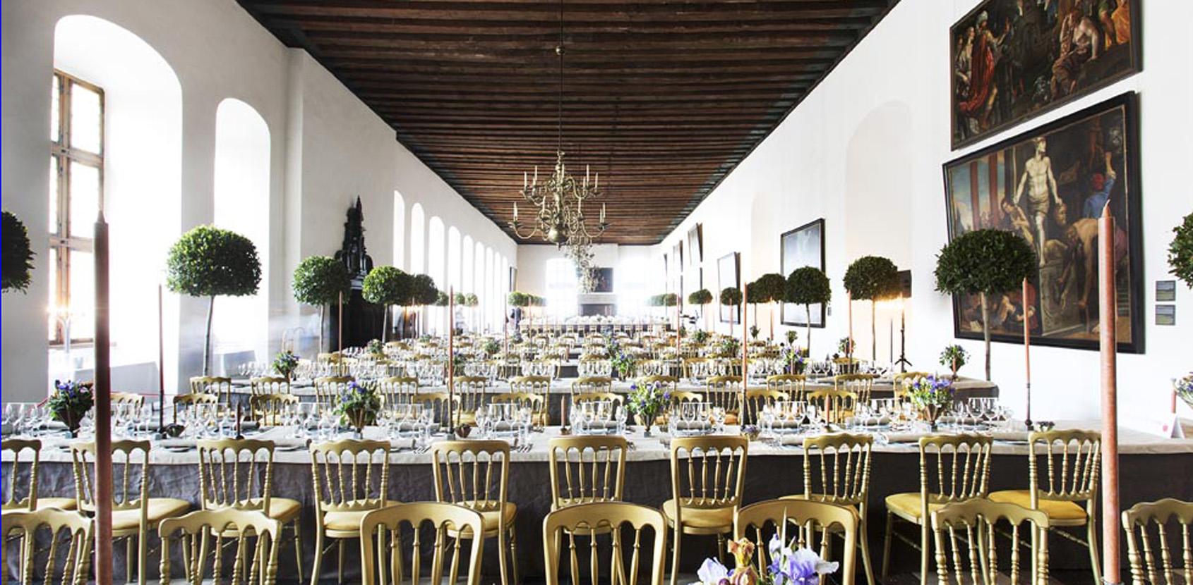 The Ballroom Kronborg Castle Photo: Thorkild Jensen