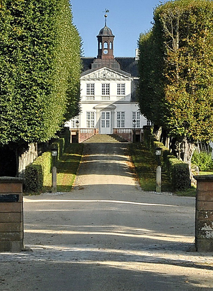 Sorgenfri Palace Photo: Finn Christoffersen