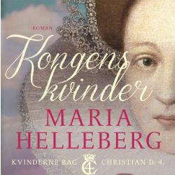 Bogcover Kongenskvinder af Maria Helleberg
