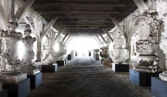 Stenloftet, Kongernes Lapidarium. Foto: Thorkild Jensen