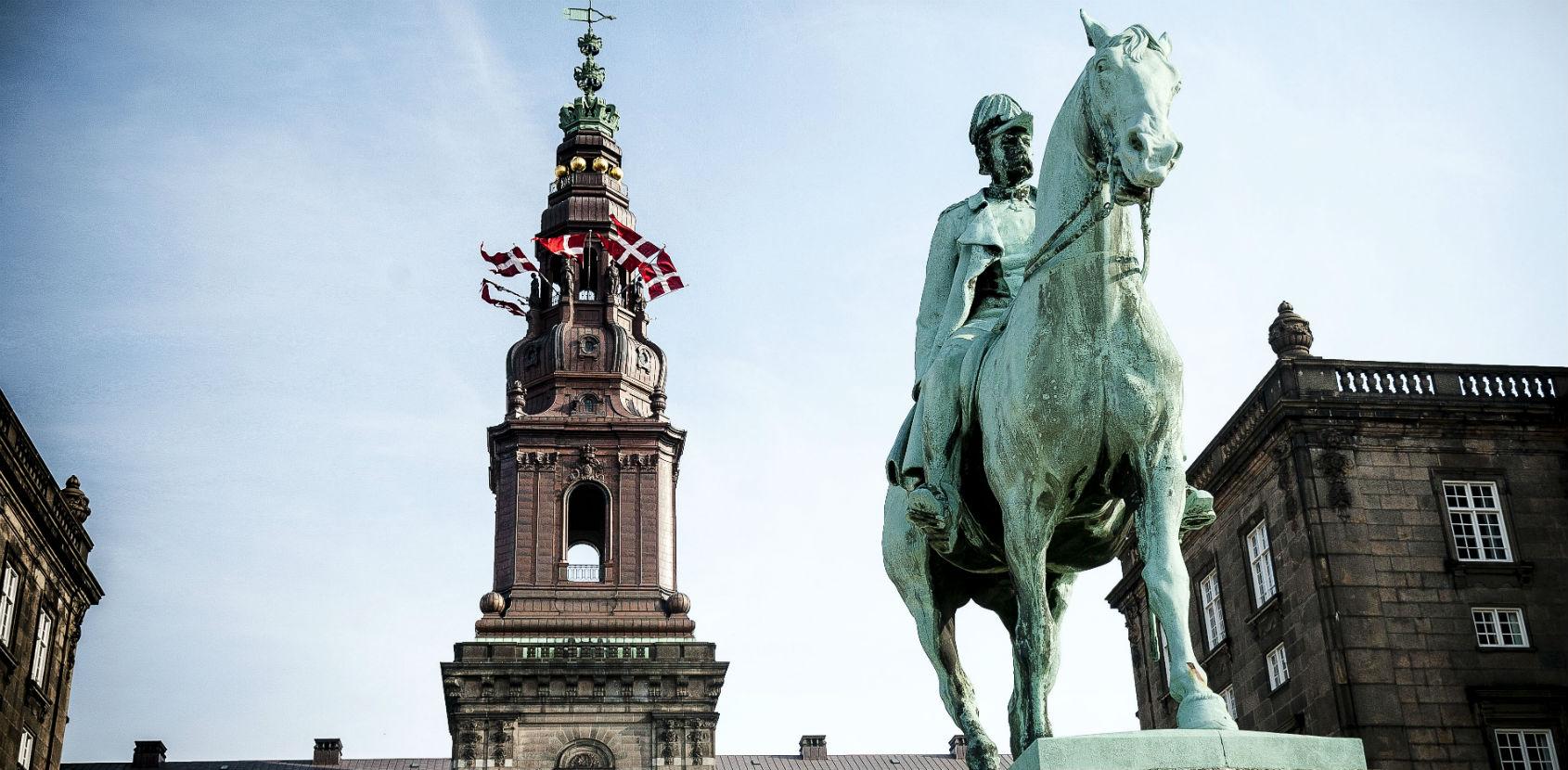Contact Christiansborg Palace. Photo: Thomas Rahbek SLKE