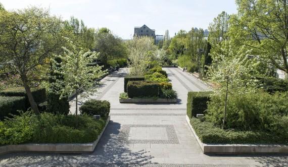 Amalie Garden. Photo: Thomas Rahbek