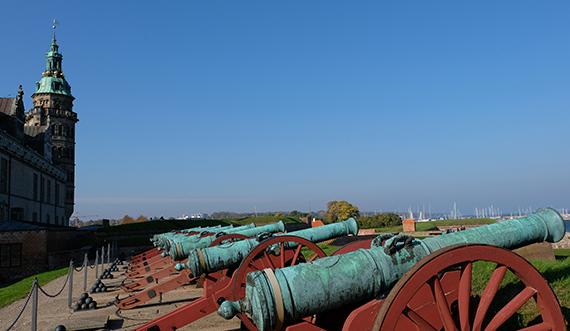 Kanonerne ved Kronborg
