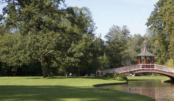 Frederiksberg Gardens Photo: Torben Eskerod
