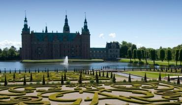 Frederiksborg Slot. Foto: Styrelsen for Slotte og Kulturejendomme