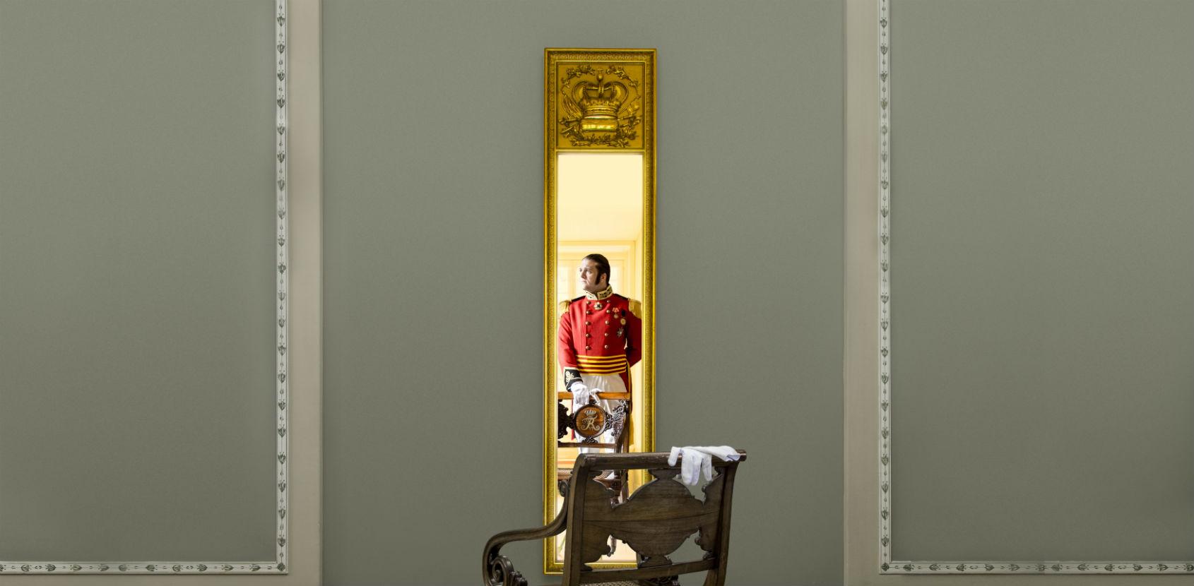 Bag Guvernørens Spejle foto: David Rønne
