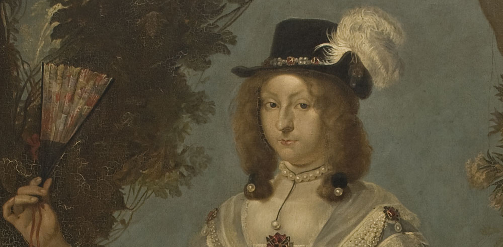 Leonora Christina, malerie af Kristian Zahrtmann