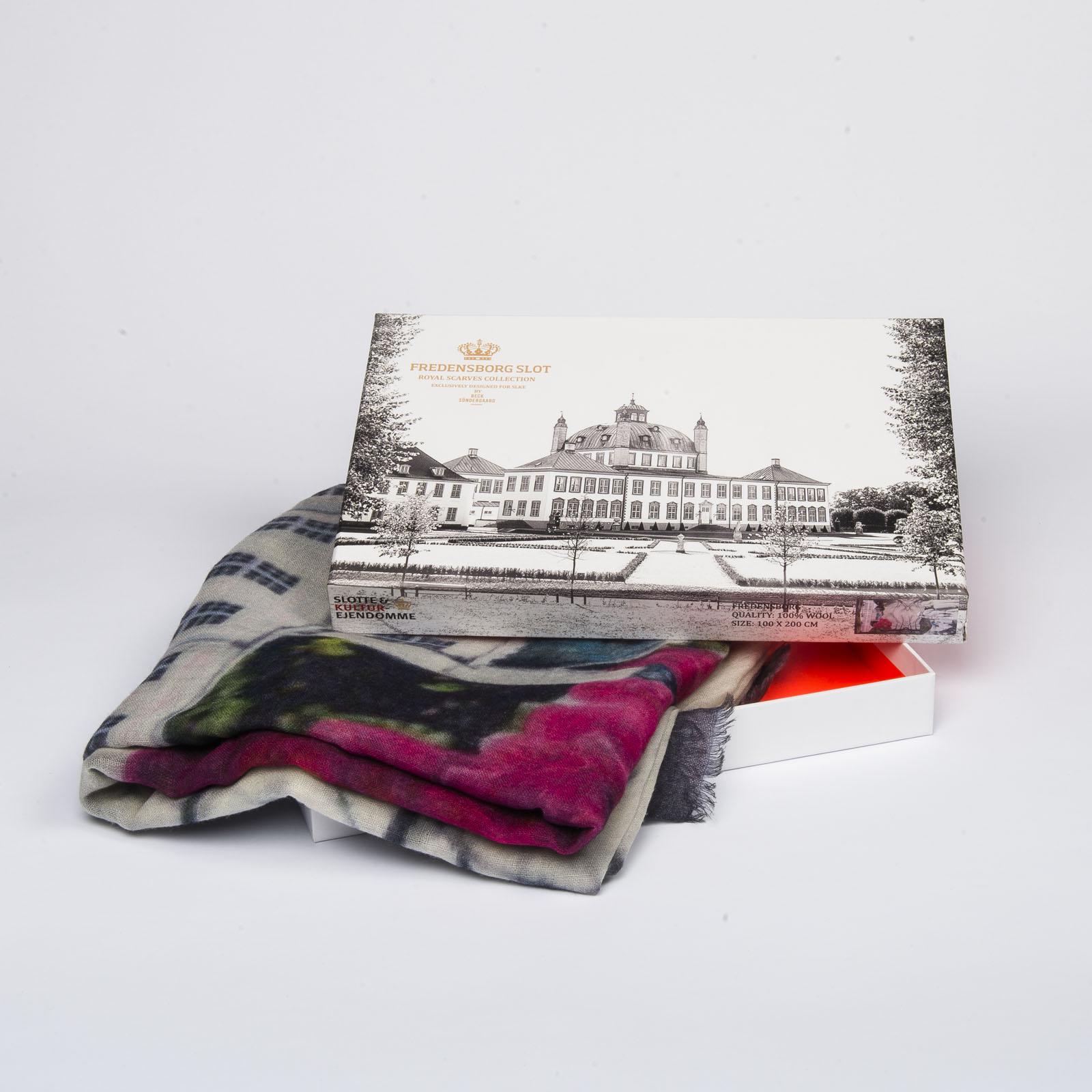Fredensborg tørklæde