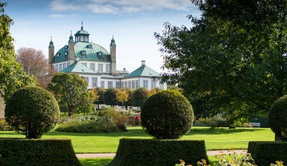 Fredensborg Slot. Foto: Thomas Rahbek