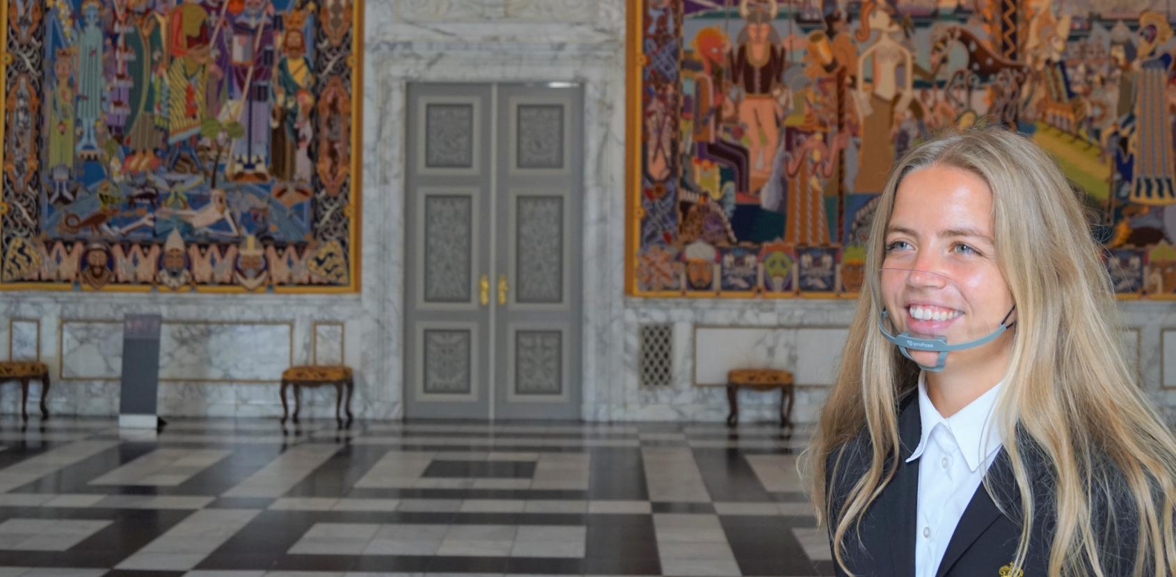 Besøg Dronningens Christiansborg uden duggede briller