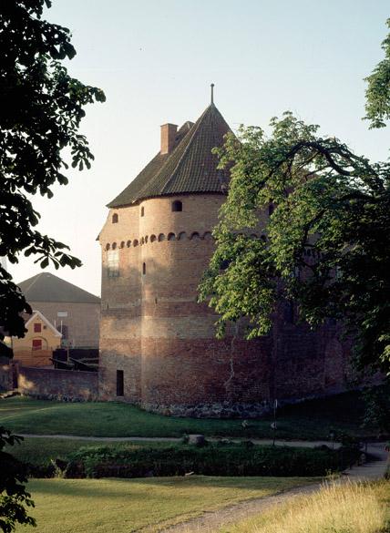 Nyborg Slot. Foto: Roberto Fotuna