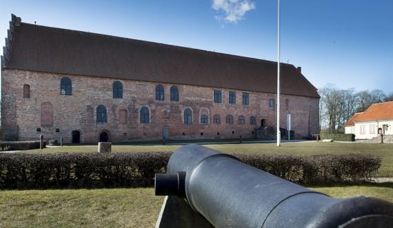 Nyborg Castle. Photo: Thomas Rahbek