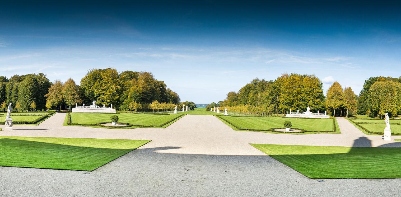 Brede Allé, Fredensborg Palace Gardens. Photo: Thomas Rahbek, SLKE