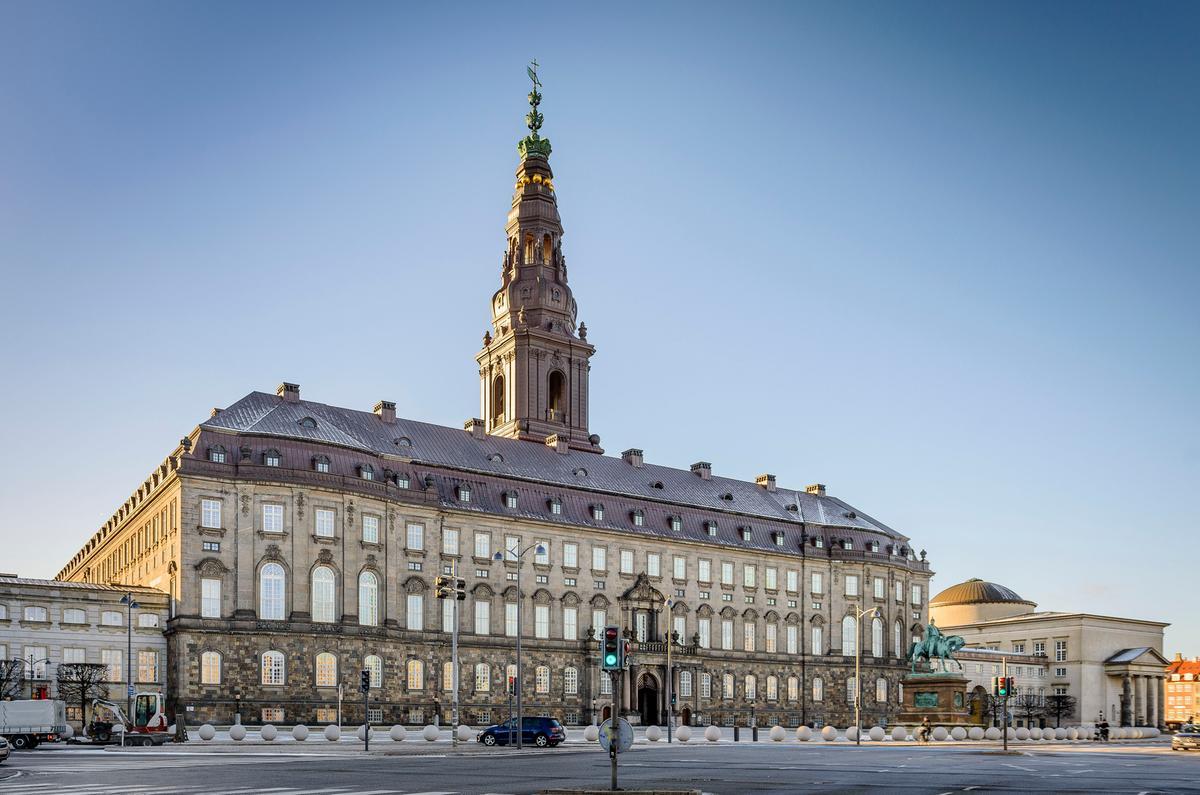 Byvandring på Slotsholmen