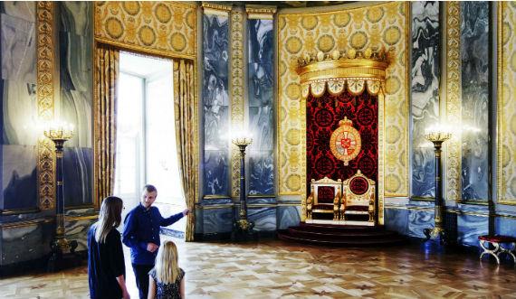 The Throne Room photo Thorkild Jensen