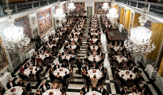 Gallamiddag i Riddersalen - World Mayour Summit 2019 Martin Sylvest/Ritzau Scanpix
