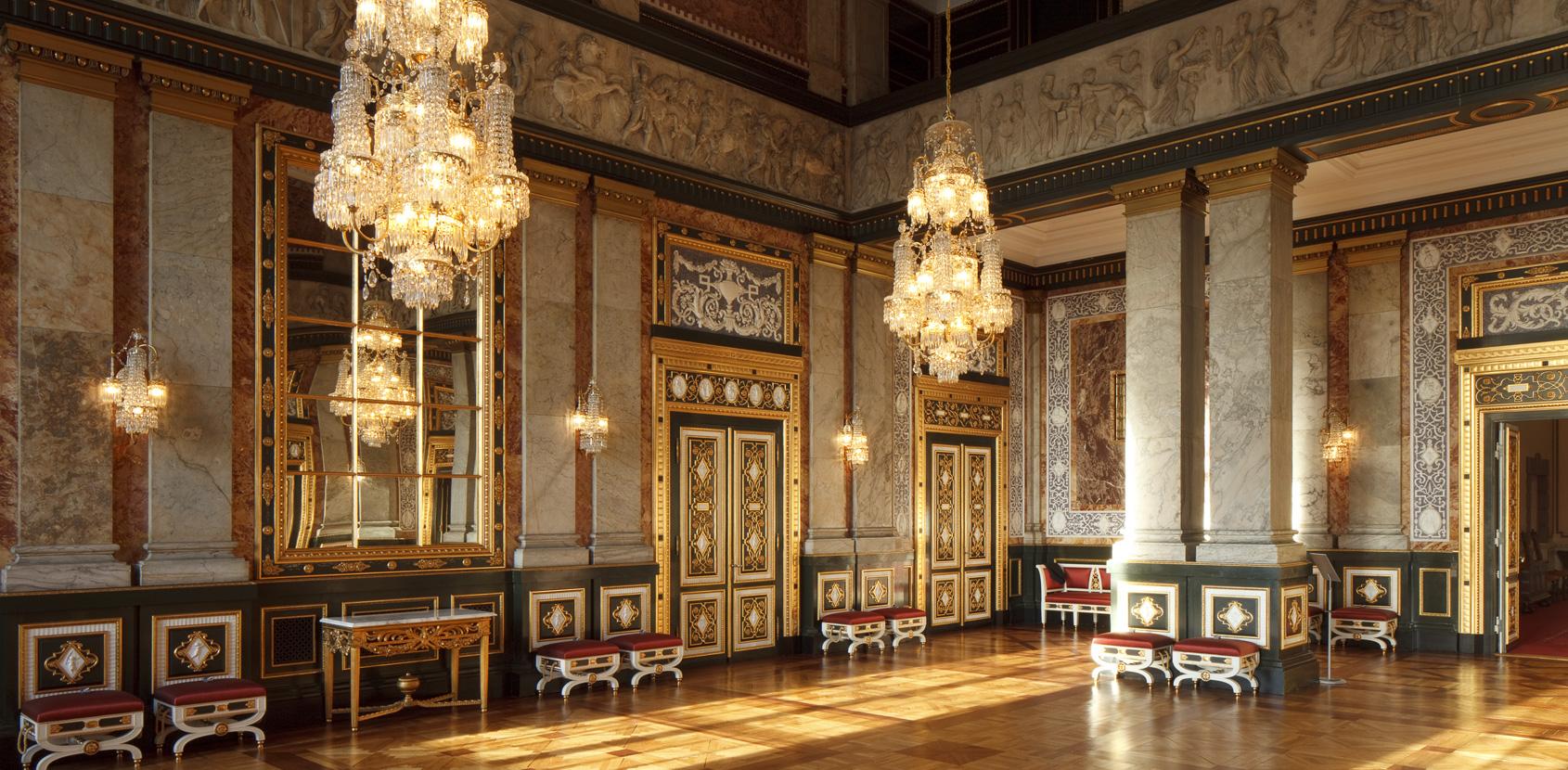 Alexandersalen foto: Mikkel Grønlund