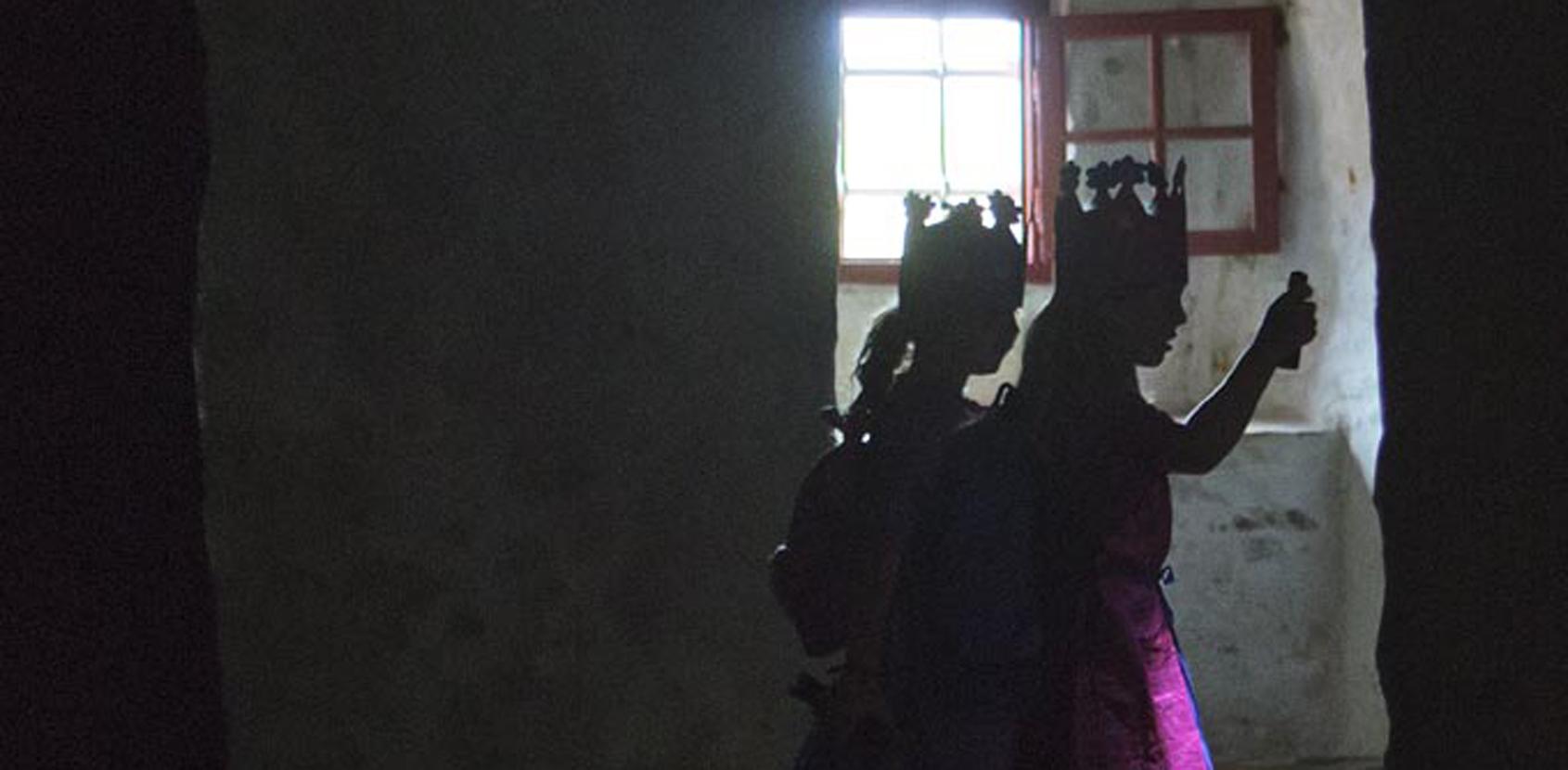 Prinsesser i Kasematterne. Foto: Styrelsen for Slotte og Kulturejendomme