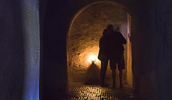 Kasematterne under Kronborg Slot. Foto: Styrelsen for Slotte og Kulturejendomme