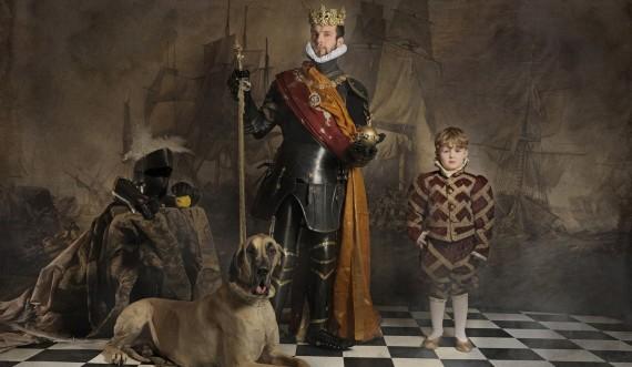 Kongerækken: Jim Lyngvild